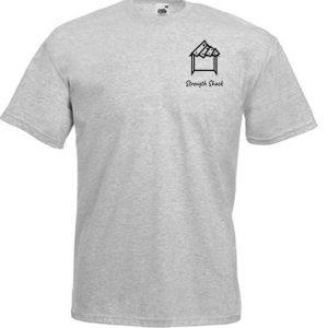 Strength Shack T-Shirt - Sport Grey